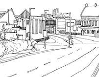 Birmingham 2015 Postcard
