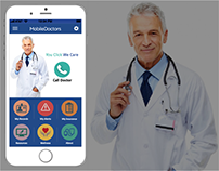 MobileDoctors I App Design
