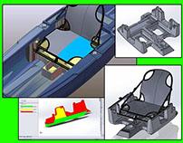 Native Watercraft, Ultimate FX Seat Base Design