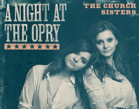 The Church Sisters | A Night At The Opry