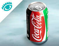 La lata con más sabor/ Shortlist/ Coca-Cola board