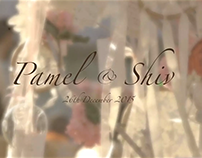 Wedding Trailer Pamel & Shiv