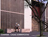 [ARQ] CODHAB CASAS SOBREPOSTAS
