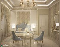 Bedroom 2 House in Sofia interior design