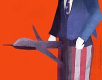 Drone Pants Illustration