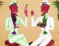 Los dos Diablitos