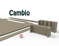 """Cambio"" Let's learn & play"