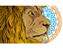 Lion #MakeItonMobileContest @CreativeCloud