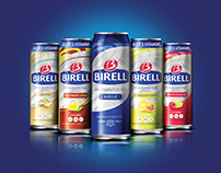 Birell package redesign