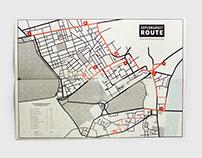Supermarket Route