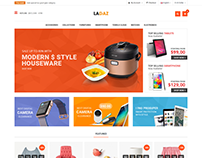 So Ladaz - Free OpenCart 3 Theme