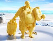 Mr. I've eaten boiled potato all my holiday :(
