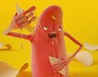 Pringles - Character Concepts