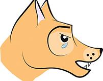 Fox animation in progress
