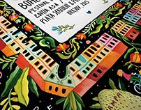 Poster for Bohemian Square Festival