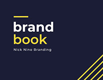 Nick Nino - Brand Book