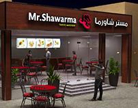 Mr. shawarma Resturant