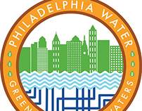 Philadelphia Water Dept. Manhole Cover Designs