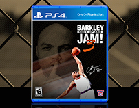 Barkley: Shut Up and Jam 3 | PS4 Cover