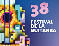 38 Festival de la Guitarra. Córdoba 2018