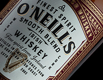 O'Neill's Irish whiskey
