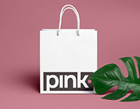 brand | pink.