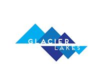 Glacier Lakes Logo Concepts