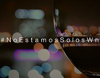 ⚽🍷 #NoEstamosSolosWn // Finalista Achap 2016 🍷⚽