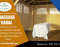 Massage in Kauai