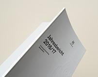 Jahresbericht 2016/17 (Annual report 2016/17)