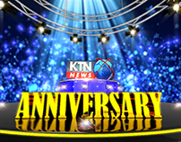 KTN Anniversary Ident