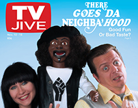 There Goes Da Neighba'hood - Official Poster