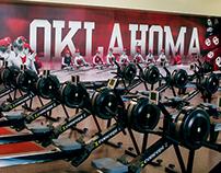 Oklahoma Rowing Environmental Graphics