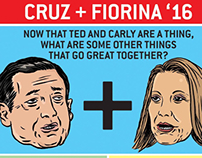 American Affairs Desk Comic: Ted + Carly