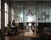 CGI & Photography // Loft