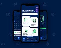 Company Management App Design - iRobot