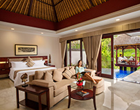 Viceroy Bali Resort Hotel Retouching