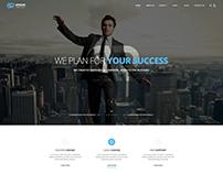 Gregor - Business 2 PSD Template
