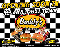 Fast Foods Buddy's