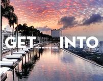 get into singapore.