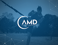 AMD Coaching&Health | Branding and corporate identity