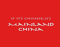 Mainland china - Campaign Design