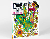 The Country Life Coloring Book
