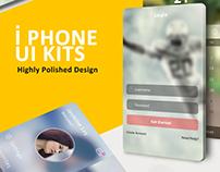 UI kit for i phone