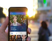 Facebook Mobile Redesign Concept