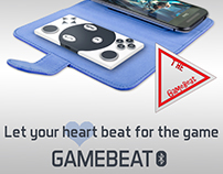 PROMO DESIGN for The GameBeat
