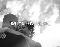 Tracey & John | Wedding