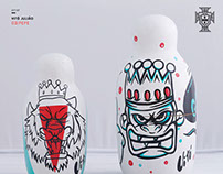 Illustrations for Portugal's National Football Team