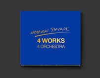 4 Works 4 Orchestra