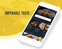 Restaurant Discovery and Reservation App